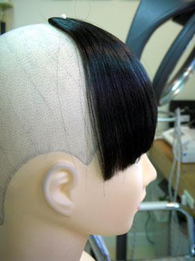 前髪ウィッグ2
