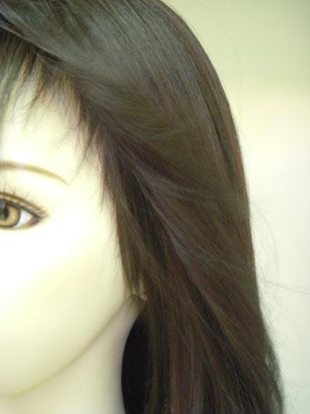 かつらの生え際 産毛&おくれ毛4