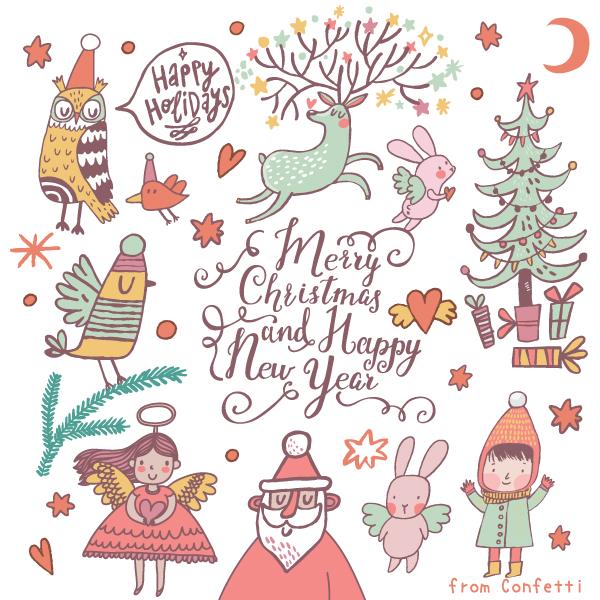 メリークリスマス 2017